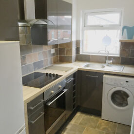 BEAUIFUL MODERN 1 BED FLAT - OFF EVINGTON RD - FURNISHED - £550 PCM