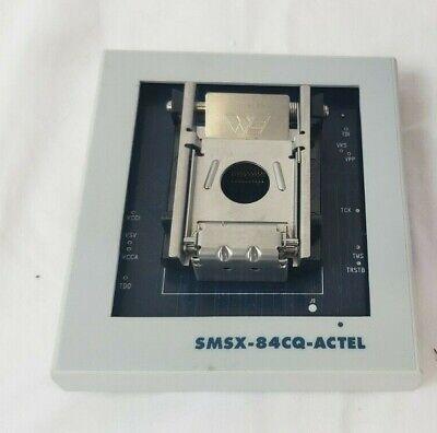 Bp Microsystems Device Programmer Socket Module  Smsx-84qc-actel