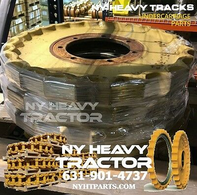 Case 450c Sprocket X2 Replacement Dozer Bulldozer New Two Sides