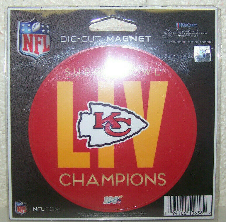 NFL Kansas City Chiefs Shield Decal