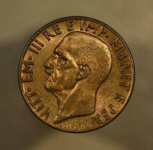 Albania 1940 0.10 Lek Unc  A127