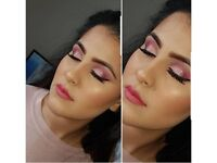 Bridal/ party/ prom and graduation fully qualified make up artist