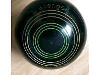 Slazenger lawn bowls