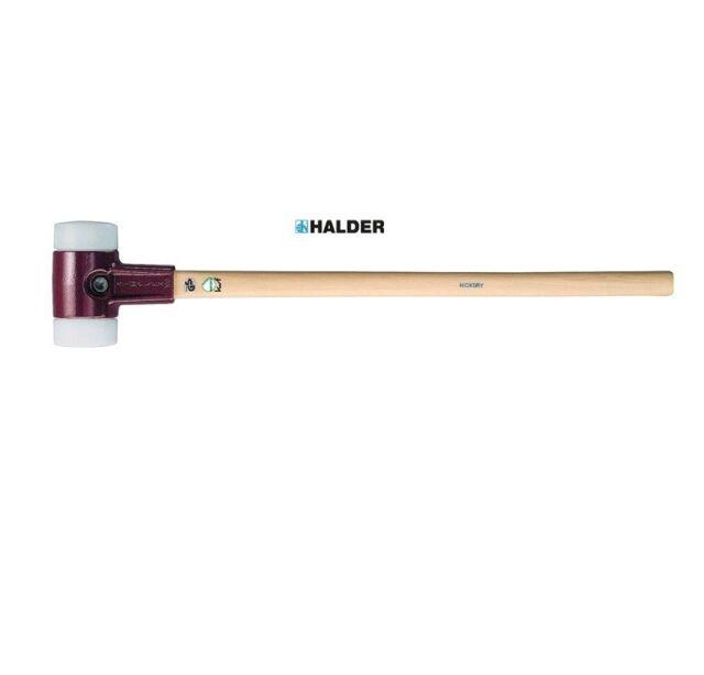 HALDER Simplex Vorschlaghammer 7700g Kopf-D.125mm L.1040mm mittelhart