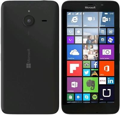 UNLOCKED Nokia Lumia 640 RM-1073 - 8GB Windows Smartphone AT&T T-Mobile