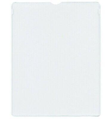 Advantus Sturdi-kleer Multi-use Polypropylene Envelopes 8.5x11 50 Pack E12b