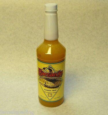Gourmet Passion Fruit Syrup 32oz Drink Italian Soda Flavor