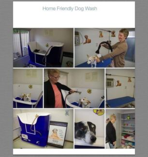 HOME FRIENDLY DOG WASH & DOGGY DAY CARE & SITTING