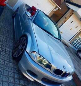 Bmw e46 330ci convertible