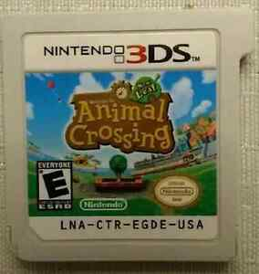 Animal Crossing:New Leaf(3DS)- Will Trade or Sell
