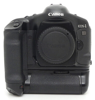 Canon EOS-1V HS 35mm SLR Film Camera. Strap