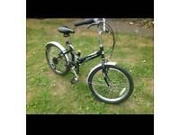 Challenge Fold Up Bike For Sale