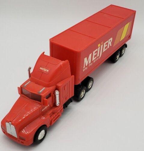 Vintage Meijer Collectible Plastic Truck