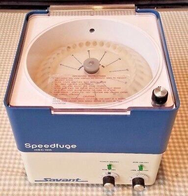 Savant Hsc 10k Speedfuge High Speed Benchtop Microcentrifuge With Hsr36 Rotor