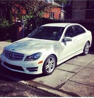 2013 Mercedes-Benz C-Class C300 Sedan-LEASE TAKEOVER