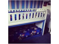 Bunk Beds with Stair Case and Gate
