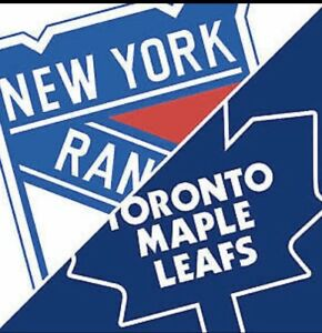 TORONTO MAPLE LEAFS NEW YORK RANGERS SATURDAY MARCH 23 GREENS