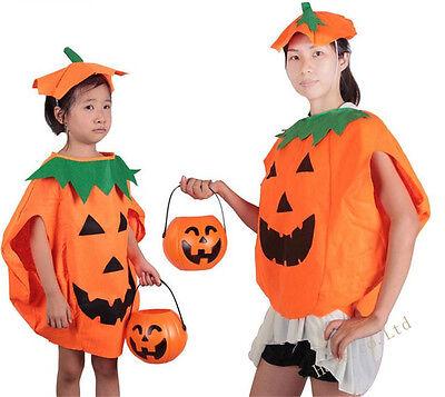 Halloween Des costumes Orange Citrouille style vêtements Noël Cosplay Performanc](Citrouille Halloween)