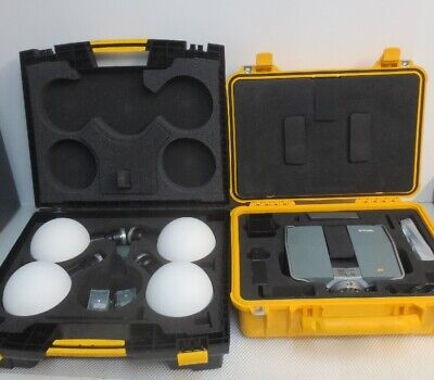 Trimble Tx5 3d Laser Scanner 2013 With 4 Sphere Targets And Trimax Tripod