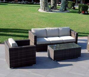 Divano divani poltrone poltrona esterni giardino vimini for Tavolini esterni