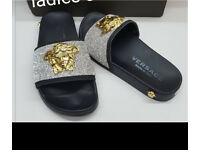 Ladies Versace sliders