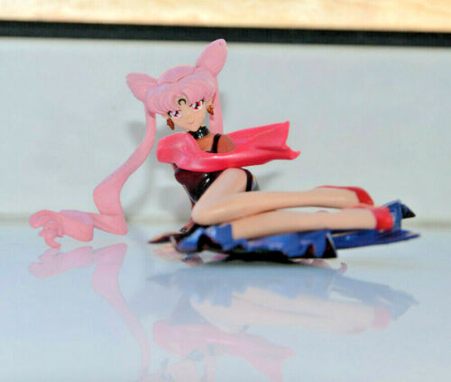 Wicked Lady Sailor Moon World gashapon Chibimoon figure vintage Bandai Chibiusa