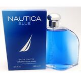 Nautica Blue Men 3.4 oz 100 ml Eau De Toilette Spray Box Sealed