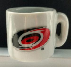 NHL Carolina Hurricanes mini coffee cup