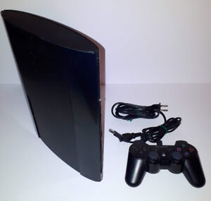 Sony PlayStation 3 Super Slim 500GB System With Controller