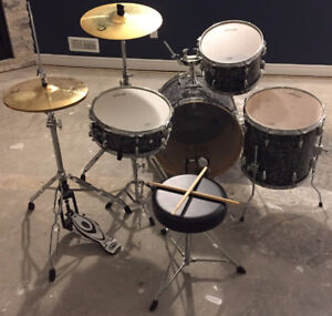 "Immaculate Condition Stagg 20"" Drum Kit"