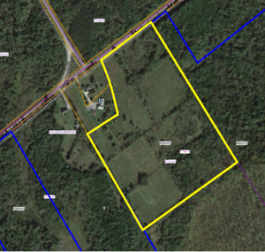 Farm Land for Lease on Hands Road in Edwardsburgh Township