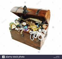 The hidden treasure chest fleamarket