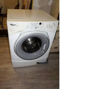 Whirlpool washing machine.
