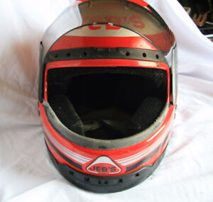 Jeb Snowmobile Helmet -Medium-