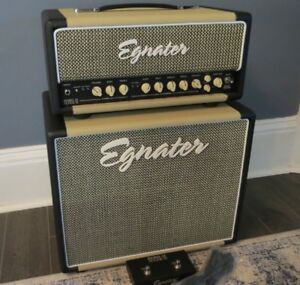 Egnater Rebel-30 MkII Half-Stack (Mint Condition)