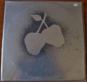 Rare  Silver Apples LP  Record / Vinyl