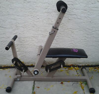 """The """"Total Body Trainer Fitness Machine"""" for sale"""