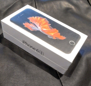 New Factory Sealed iPhone 6S 64GB Unlocked