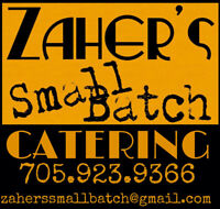 Christmas Catering! Staff Parties! Dinner parties + Appetizers!