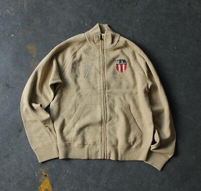 Vintage Usa Polo Jeans Company Rl Jared Polar Fleece Trc Men Sweater Coat Jacket
