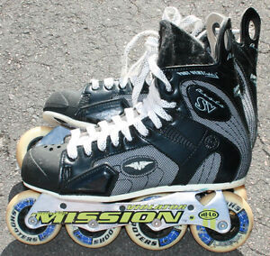 Hockey Skate Style Roller Blades Size 8 & 10