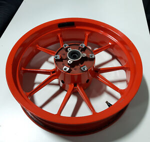 Rear rim for 2015 - present RC390 & 390 Duke