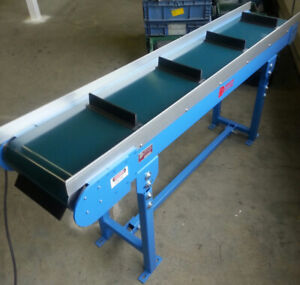 Belt Conveyors ----- Roller Conveyors ----- Made in Ontario ----