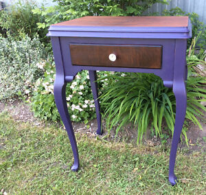 FUNKY French Provincial Table- Desk