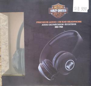 Harley Davidson Headphones