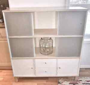 IKEA sideboard, display and storage cabinet