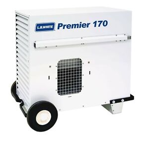 Natural Gas or Propane Heater for your Riding Arena