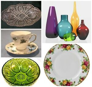 Wanted: Old Vases.....etc