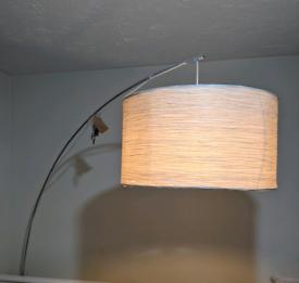 Cozy floor lamp