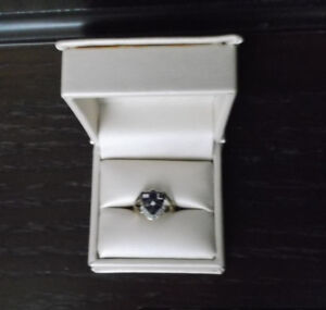 Ladies SCITS Solid 10K Gold School Ring - Reduced